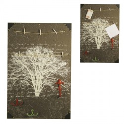 """Доска для заметок """"Дерево"""""""