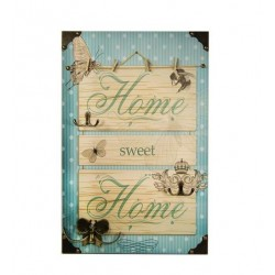 """Доска для заметок """"Home sweet home"""""""