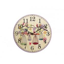 Часы  Клетки  D-30 см